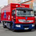 Tafanel s'équipe de camions hybrides